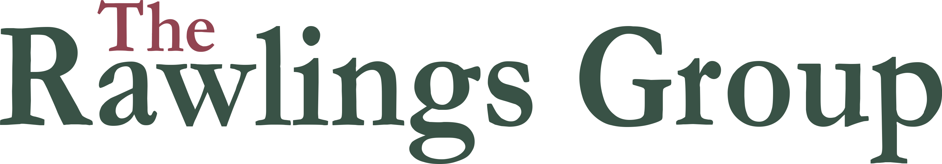 The Rawlings Group