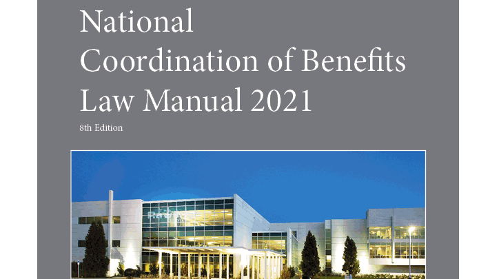 Rawlings Publishes 8th Edition of the National Coordination of Benefits Law Manual